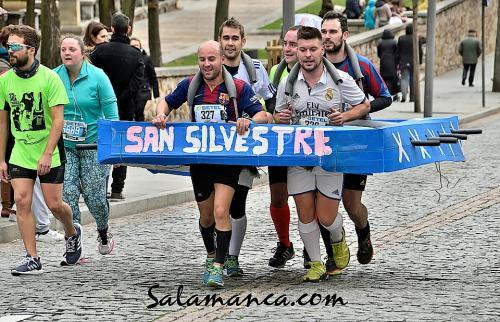 San Silvestre Salmantina 2017