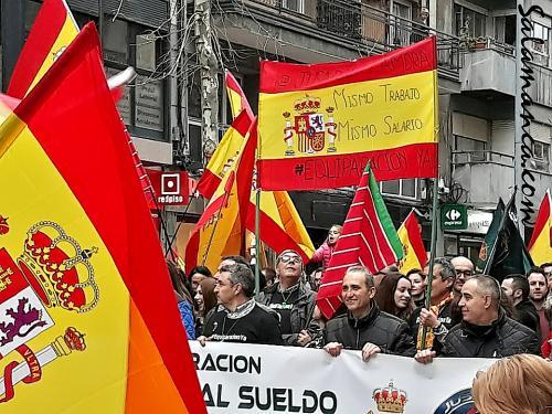 Por las calles de Salamanca... #EquiparacionYa