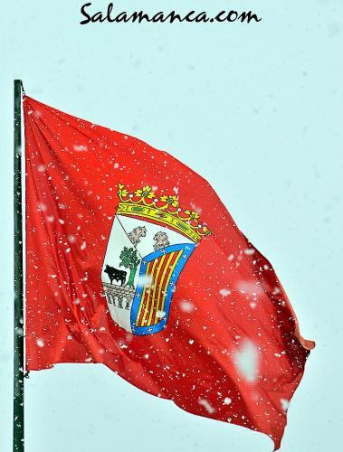 Salamanca por bandera
