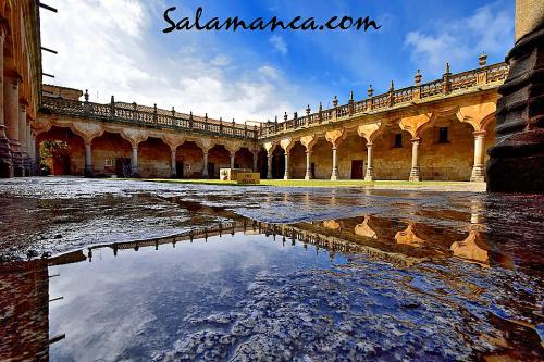 Salamanca, Escuelas Menores
