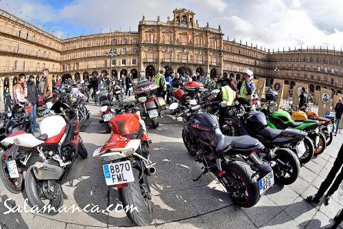 Ruedas Charras... Salamanca de ruta invernal