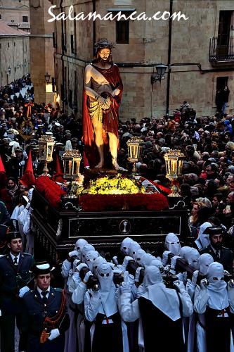 Jueves Santo, las calles para el Vía Crucis