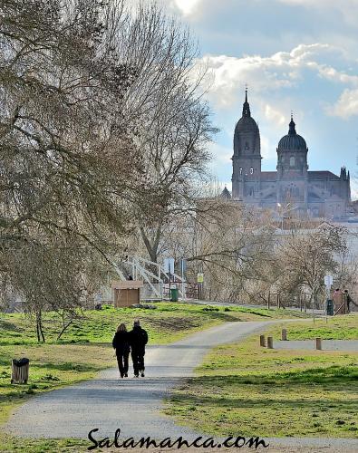 Salamanca, donde te llevarán tus pasos