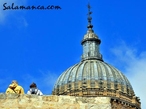 Salamanca, descansar con vistas