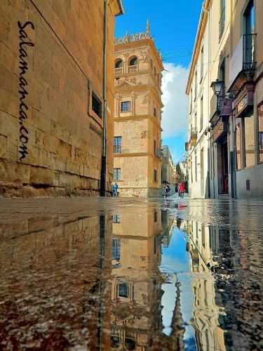 Salamanca y Monterrey, después de la lluvia