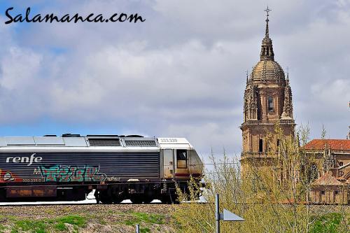 Próxima estación con parada... Salamanca, final de trayecto
