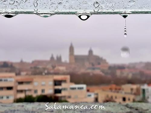 Salamanca, lloviendo sobre mojado