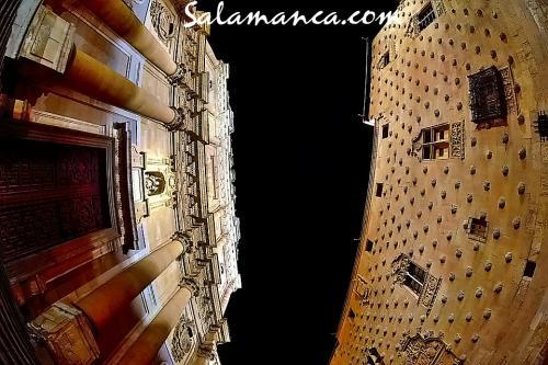 Compañía, una calle de Salamanca para mirar al cielo