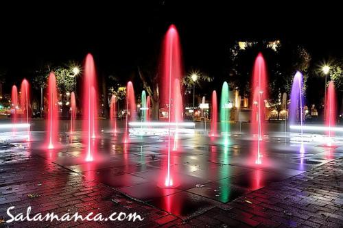 Salamanca, refrescante y de colores