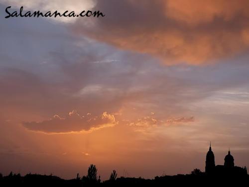 Salamanca despidiendo los primeros soles de septiembre