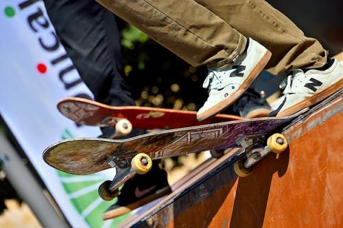 Ferias y Fiestas 2018... Skate