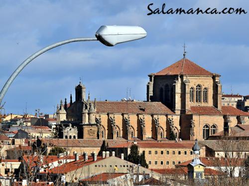 Dando luz a San Esteban