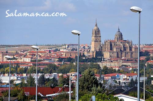 Salamanca, desde la distancia