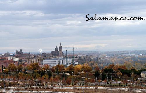 Salamanca de otoño