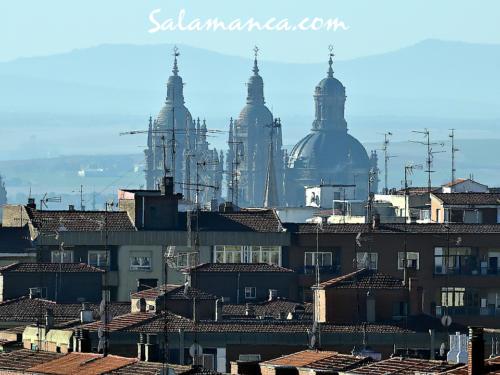Salamanca por los tejados