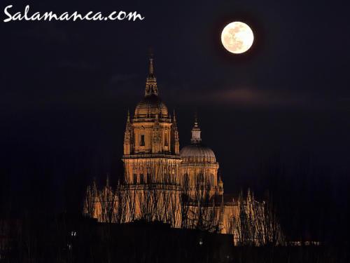 Salamanca a la Luna de Nieve
