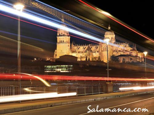 Salamanca, la Ciudad Dorada pintada de colores