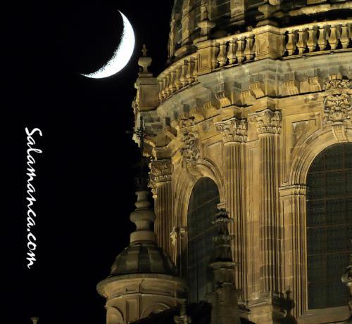 Salamanca, a la Luna
