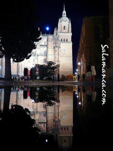 Salamanca, después de la tormenta siempre llegan los charcos