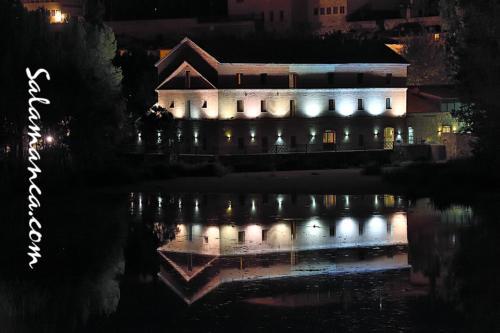 Fábrica de Harinas, Casino del Tormes