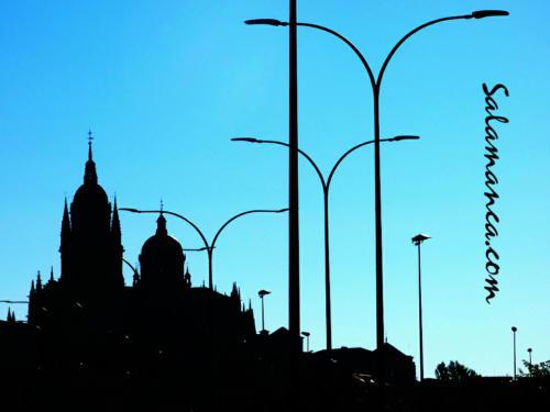 Salamanca se prepara para el amanecer