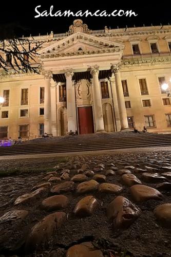 Salamanca, las piedras de Anaya que llevan a Anaya