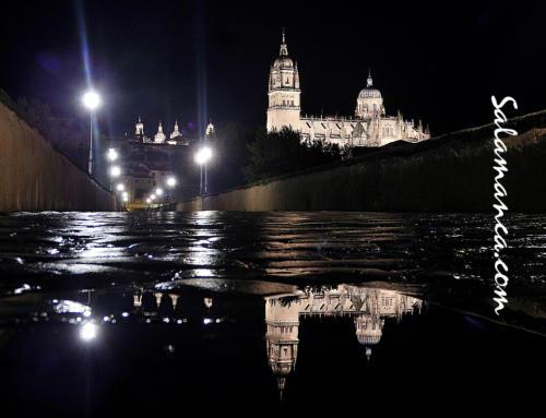 Llueve en Salamanca