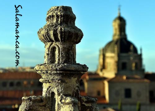 Salamanca, dibujando relieves