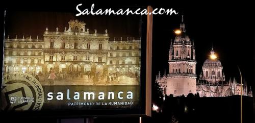 Salamanca, por ellas y por mil maravillas Patrimonio de la Humanidad