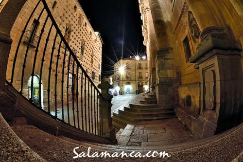 Salamanca, calle Compañía