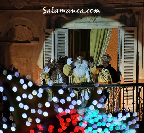 Reyes 2020... Salamanca y todos vuestros anhelos