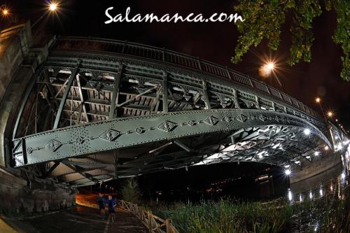 Salamanca y su centenario Puente de  Enrique Estevan
