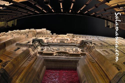 Qué fácil es mirar el cielo de Salamanca