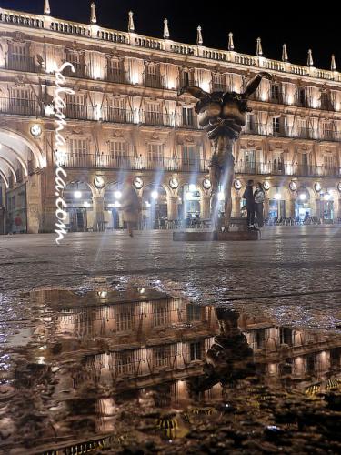 Salamanca, luces de recuerdos