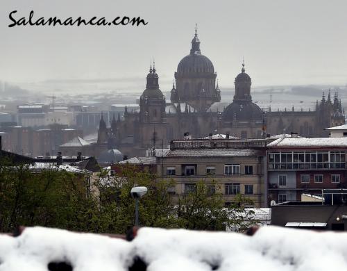 Salamanca desde la distancia