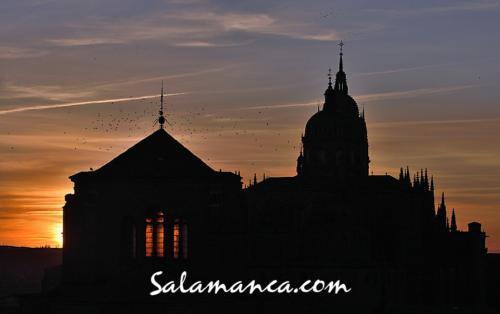 Salamanca, para volver a ver atardeceres