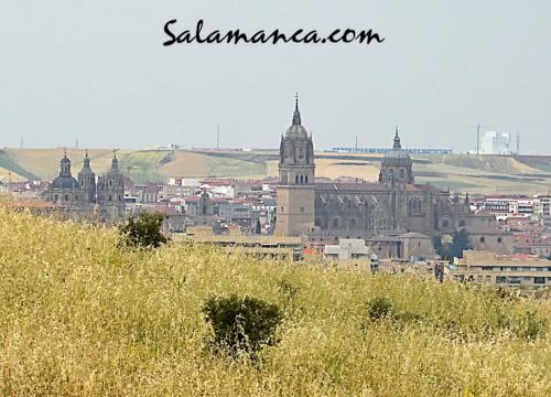 Salamanca, asomando tras el confinamiento hacia la desescalada