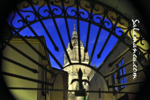Salamanca, marcos para dar brillo a quien brilla sin marcos