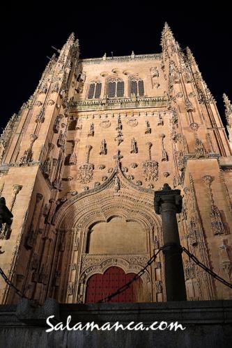 Salamanca, la noche te sienta tan bien