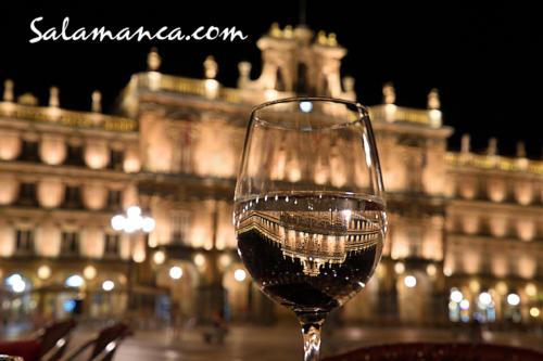 Salamanca y regresamos a la PlazaMayor a volver a disfrutar de su encanto
