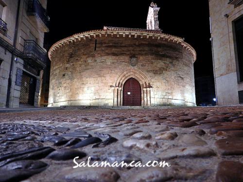 San Marcos, circular y románica
