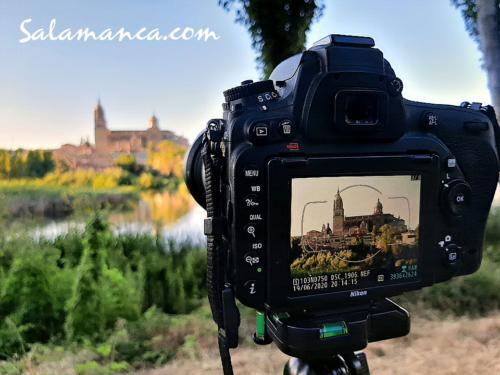 Salamanca en el Día Mundial de la Fotografía