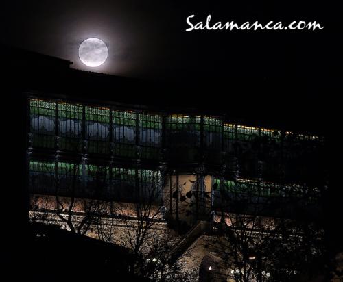 Luna Llena del castor para despedir noviembre
