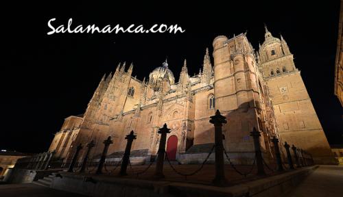 Salamanca, resistiendo junto a la Catedral Nueva y la Fortis Salmantina
