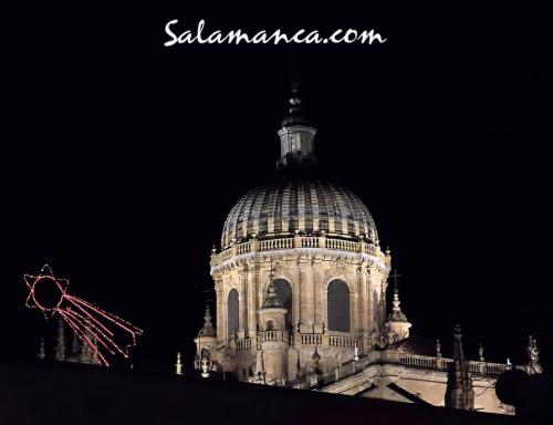 Salamanca, no nos olvidemos de seguir nuestras estrellas... Feliz Navidad 2020