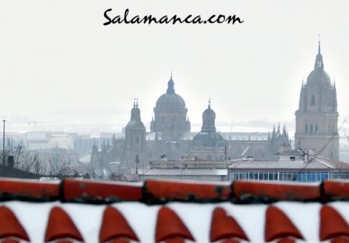 Salamanca, tras los pasos de Filomena