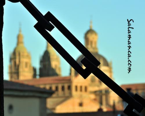 Salamanca, eslabones apuntando a un barroco soleado