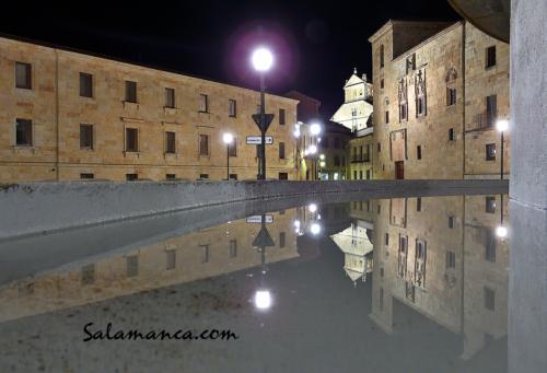 Un rincón de Serranos... Casa de los Álvarez Abarca, médicos de los Reyes y Museo de Salamanca