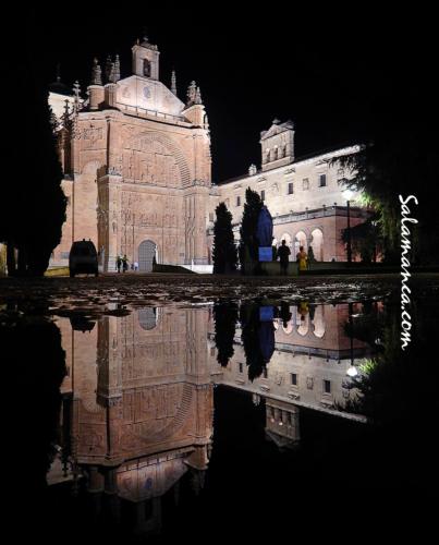 Salamanca, metiéndose en todos los charcos