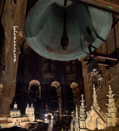 Desde las alturas... Reflejos, torres, campanas y Ieronimus